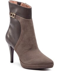 Magasított cipő TAMARIS - 1-25387-21 Graphite 206 97512681b2