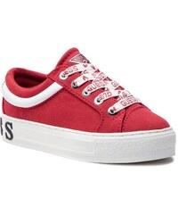 Teniszcipő GUESS - FL5LY4 FAB12 RED 19a2b7635d