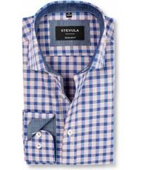 ba73d64bad6c STEVULA Kockovaná košeľa s úpravou Easy Care