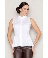 9a977f103a0 Figl Dámská košile Figl Lawe bílá - bílá