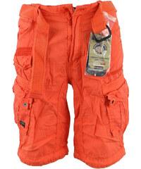 GEOGRAPHICAL NORWAY kalhoty pánské PANORAMIQUE MEN COLOR 063 bermudy kapsáče 9766850840