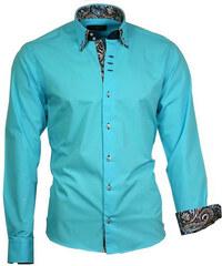 a5da22aba74 BINDER DE LUXE košile pánská luxusní 80806 satén - Glami.cz