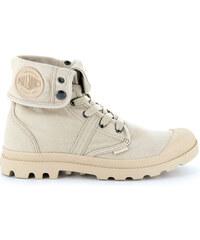 Palladium Boots US Baggy F-Sahara Ecru světlehnědé 92478-219 22a3c3ecf83