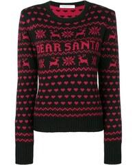 a935812fcce3 Philosophy Di Lorenzo Serafini  Dear Santa  Christmas sweater - Black