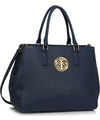 286f647aef Anna Grace Shopper kabelka s brošňou