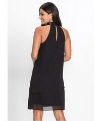 Černé šaty bez ramínek  cd8afc88c3