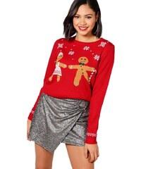 b705eb221060 BOOHOO Vianočné Xmas sveter