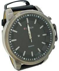 Pánské hodinky Curren Simply černé 352P cd5fd16bed