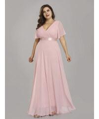 91e04ef2b96e Ever Pretty plesové šaty růžové 9890