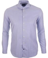 56a6315bb206 Pánská modro-bílá pepito košile Tommy Hilfiger