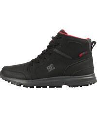 DC Shoes Sportovní boty  Torstein  tmavě šedá   červená   černá 306d0bdbd4