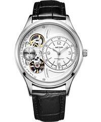 Weide Pánské mechanické hodinky Mirable bílé 5dff6a1451