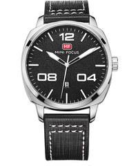 Mini Focus Pánske hodinky s velkým ciferníkom Borrow oranžové - Glami.sk 92d2036f856
