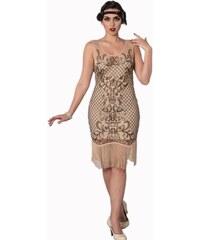 BANNED Dámské šaty Great Gatsby Diamond d3b8e8026f