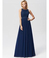 91f244f1f3b Dámské elegantní plesové šaty Ever Pretty modré 7391