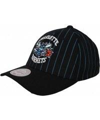 Mitchell   Ness - Charlotte Hornets Stripe Flexfit 110 Snapback Sapka 22e97b7f65