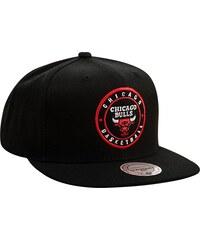 Mitchell   Ness - Charlotte Hornets Motion Black Snapback Sapka ... 047d1c123e
