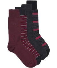 360d85347e8 Calvin Klein dárkový 4 pack pánských ponožek - 40-46