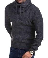 0feef6147bfe Pánský pletený svetr BEHYPE model M-1520