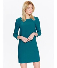 23a8a12960ca Top Secret šaty dámské TYRKYS s 3 4 rukávem