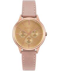 Béžové dámské hodinky  16fc15d3c41