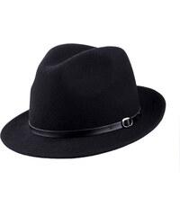 d4e450479f5 Černý pánský klobouk Assante 85041