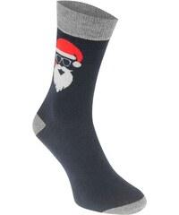 Pánské vánoční ponožky Jack and Jones 4 v balení Blazer f3aeafc58d