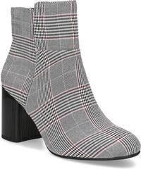 bf686fb0d50 Bílé dámské boty na podpatku z obchodu Bata.cz - Glami.cz