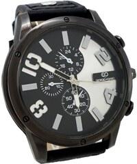 Pánské hodinky Giorgio Dario Kenny černé 370P f6296bc541