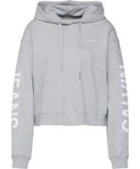 157acf1bd62 Calvin Klein Jeans Mikina šedá