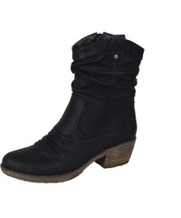 85c5c04f03 Rieker Dámska obuv členková (kotníková) zateplená na nízkom podpätku