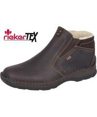 c32aa5513f Hnedé Pánske členkové topánky z obchodu Obuv-Rieker.sk - Glami.sk