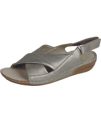 08308cba2776 Strieborné Dámske sandále z obchodu Obuv-Rieker.sk - Glami.sk