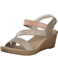 87c332f892b5 Ružové Dámske sandále z obchodu Obuv-Rieker.sk - Glami.sk