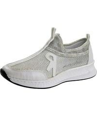 ba5d08d231b0 Dámska perforovaná športová obuv značky Rieker