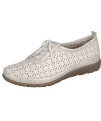 b20e199d2f61 Biela dámska šnurovacia obuv značky Remonte-Rieker