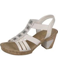 2fe75faaf585 Biele Dámske sandále z obchodu Obuv-Rieker.sk - Glami.sk