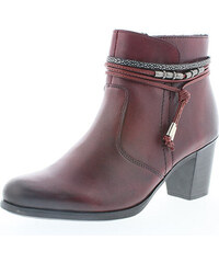 Dámska obuv členkova (kotníková) zateplená na vysokom podpätku značky Rieker bf4f619a168
