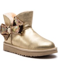cc6138f00dd7 Topánky UGG - W Mini Sequin Bow 1096012 W Gold