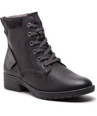 Magasított cipő JANA - 8-25262-21 Black 001 dc9dc7cc8f