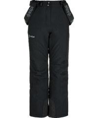 65fa0e852da Dívčí lyžařské kalhoty KILPI EUROPA-JG JJ0045KI ČERNÁ