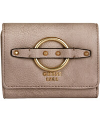 GUESS peňaženka Gioia Logo-Embossed Zip-Around Wallet biela 4dd1d88a565
