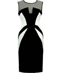 facc0b779def Jersa společenské šaty MM-108538 černá