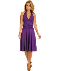 ad387f026e77 Lemoniade denní šaty MM-114742 fialová