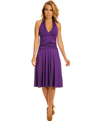 84bfb63da03c Lemoniade denní šaty MM-114742 fialová
