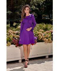 c3a36491ee43 Lemoniade společenské šaty MM-121066 fialová