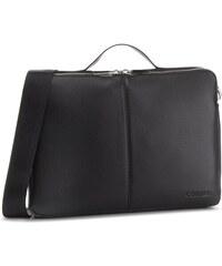 Laptoptáska CALVIN KLEIN JEANS - Multistrap Laptop Bag K50K504208 Black 001 e0aab3529a