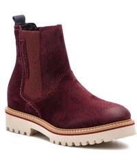 Kotníková obuv s elastickým prvkom NAPAPIJRI - Hilda 17753016 Red Bourgogne  N507 34ac7e3fbf6