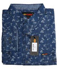 Tmavě modré pánské košile z obchodu DG-Shop.cz - Glami.cz 30546e4d33