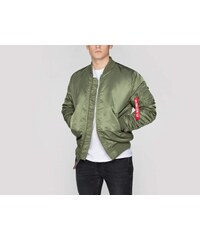 Pánska bombera Alpha Industries MA-1 VF 59 Long Jacket Sage Green b6bb483713b